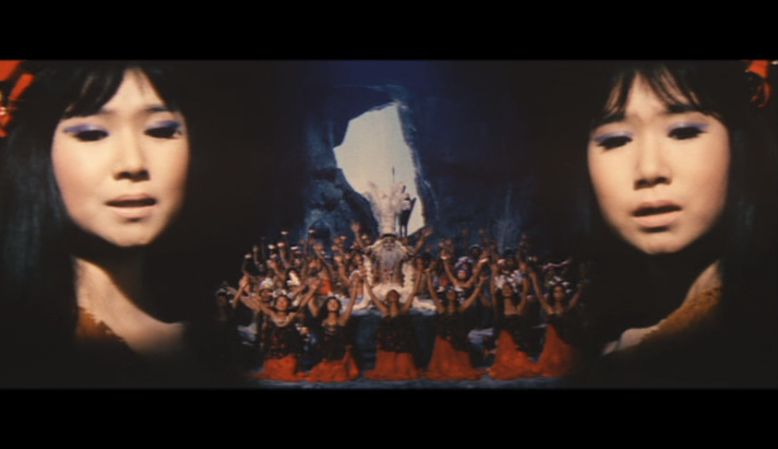 THE GODZILLA RUNDOWN: Ghidorah The Three Headed Monster