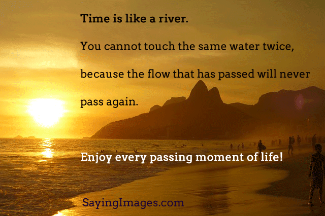 Inspirational Quotes About Time Passing. QuotesGram