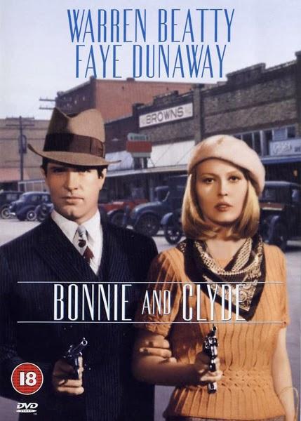Affiche du film Bonnie and Clyde, Arthur Penn, 1967 - Cultea