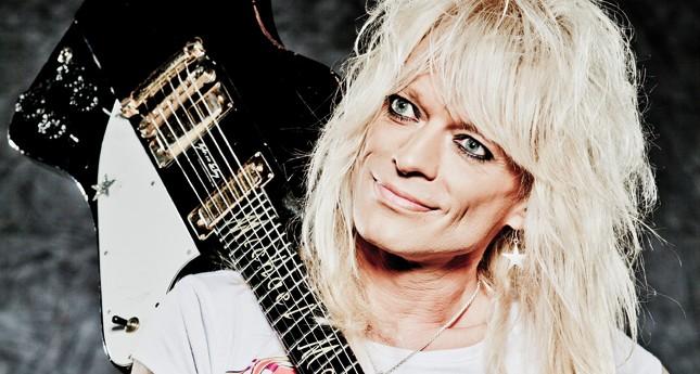 glam rock, makijaż, Matti Fagerholm, seksizm