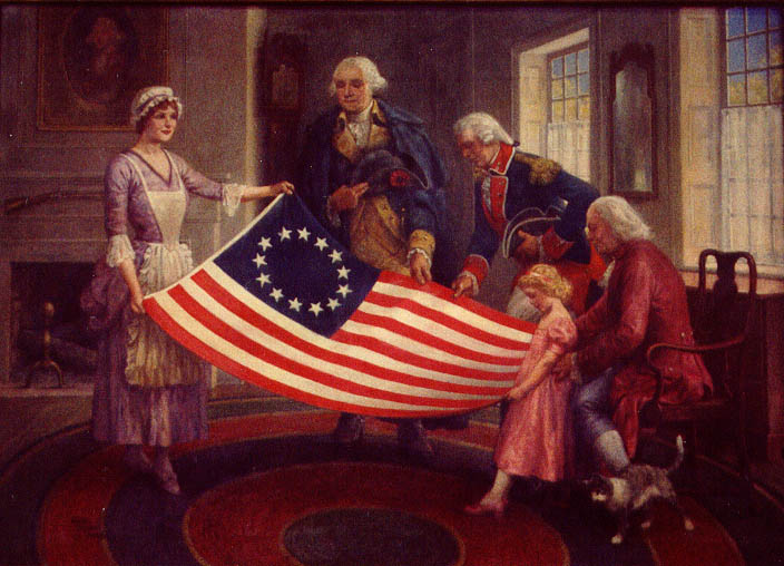 """The Lid"": JUNE 14th Flag Day: Celebrating Old Glory"