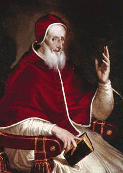Father Julian's Blog: Pope St Pius V