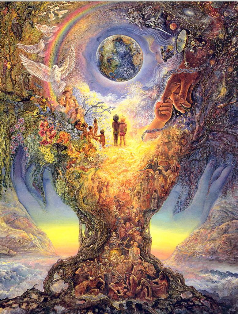 Galactic awakening and healing: Healing MOTHER EARTH