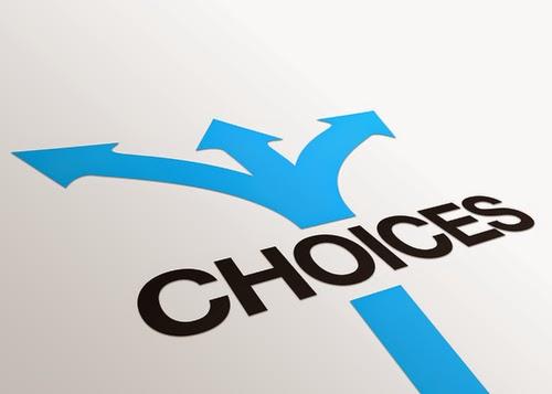 JimPintoBlog: Choices