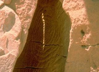 Native American Antiquity: Archaeoastronomy -- Fajada Butte -- Sun Daggers