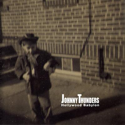 SONS OF THE DOLLS: JOHNNY THUNDERS - Hollywood Babylon
