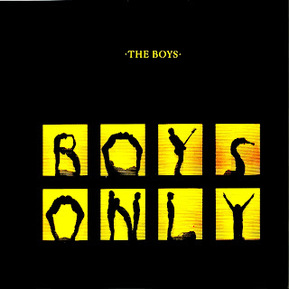 Power Pop Lovers: THE BOYS - 1980 - BOYS ONLY