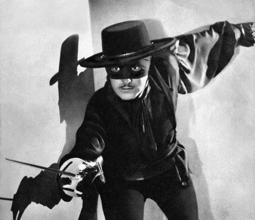 The Mark of Zorro (1940): Robin Hood, Spanish Style