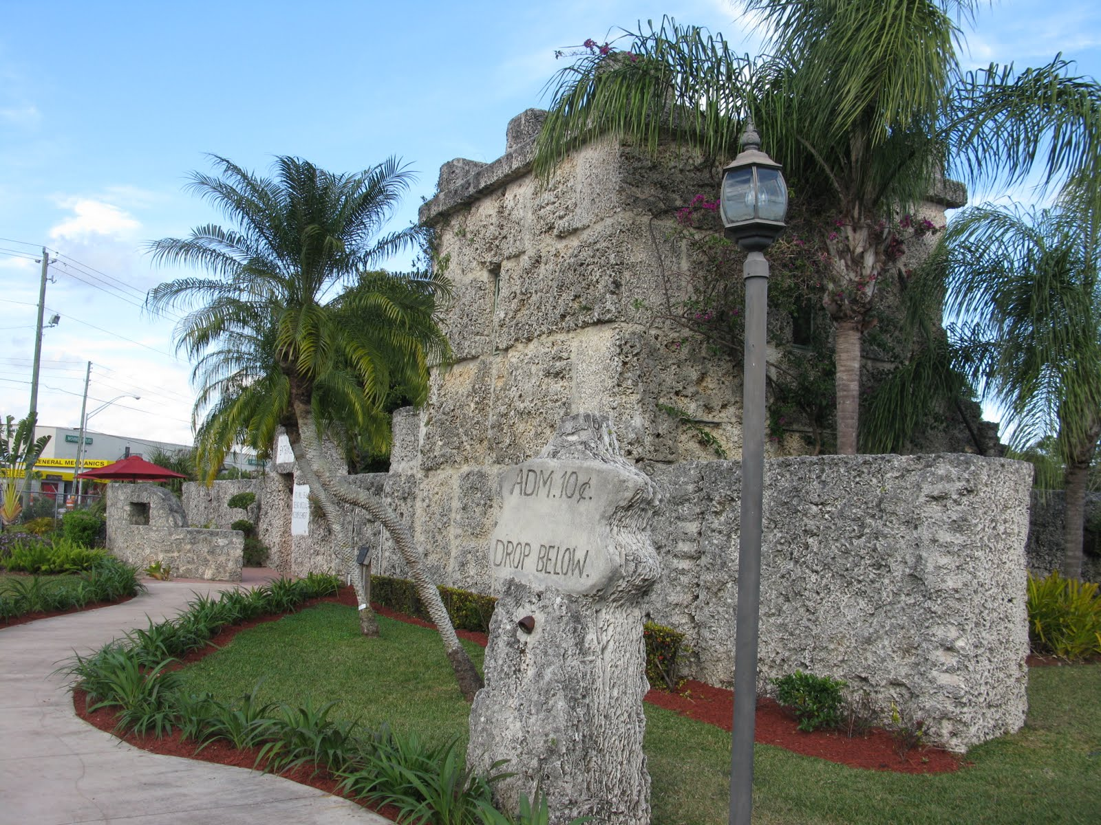 C2C: Homestead Florida - Coral Castle - January 11 2011