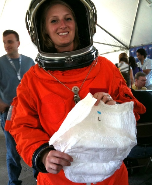 ComeAtMeBro-Daily tech news Why Do Astronauts Wear