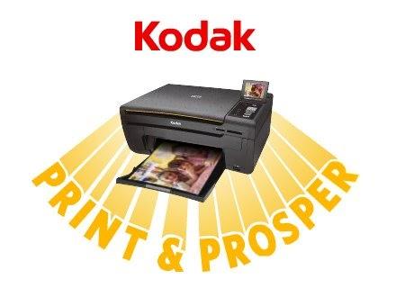 Brand Contact: Kodak's Bold Print and Prosper Campaign