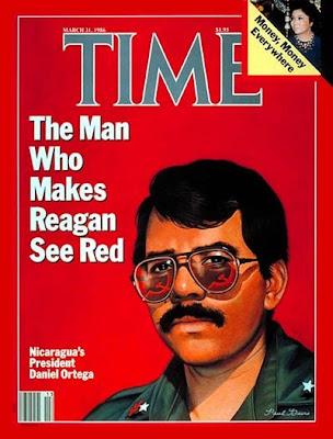 Chagatai Khan: USA, Nicaragua, Contras, CIA, Daniel Ortega ...