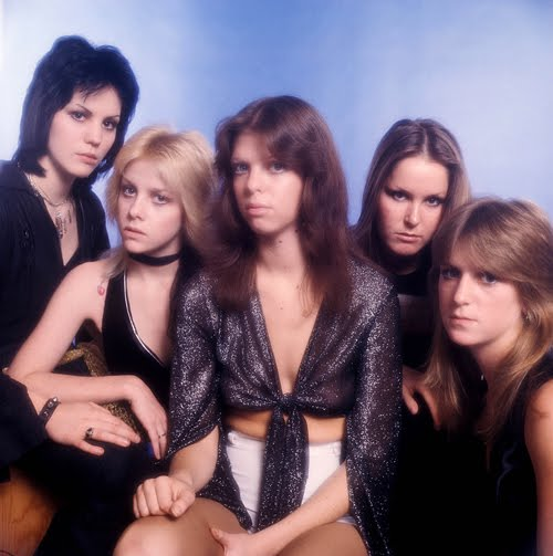 Rock On Vinyl: The Runaways - Rock Legends Series (1980)