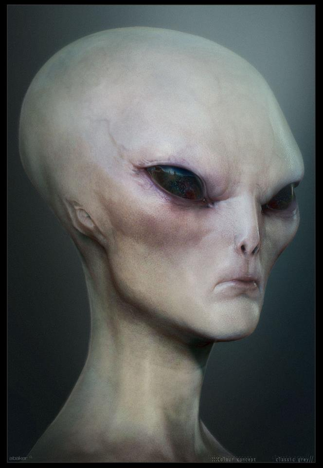 abaker: Grey Alien project