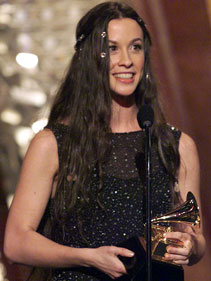 Great Grammy Moments: Alanis Morissette Shows There's A ...