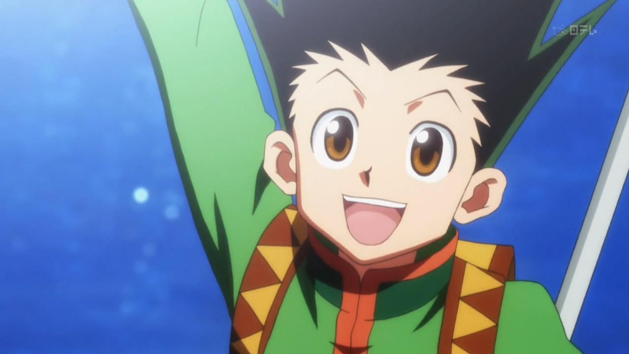 Hunter X Hunter 2011 - 37 - Lost in Anime