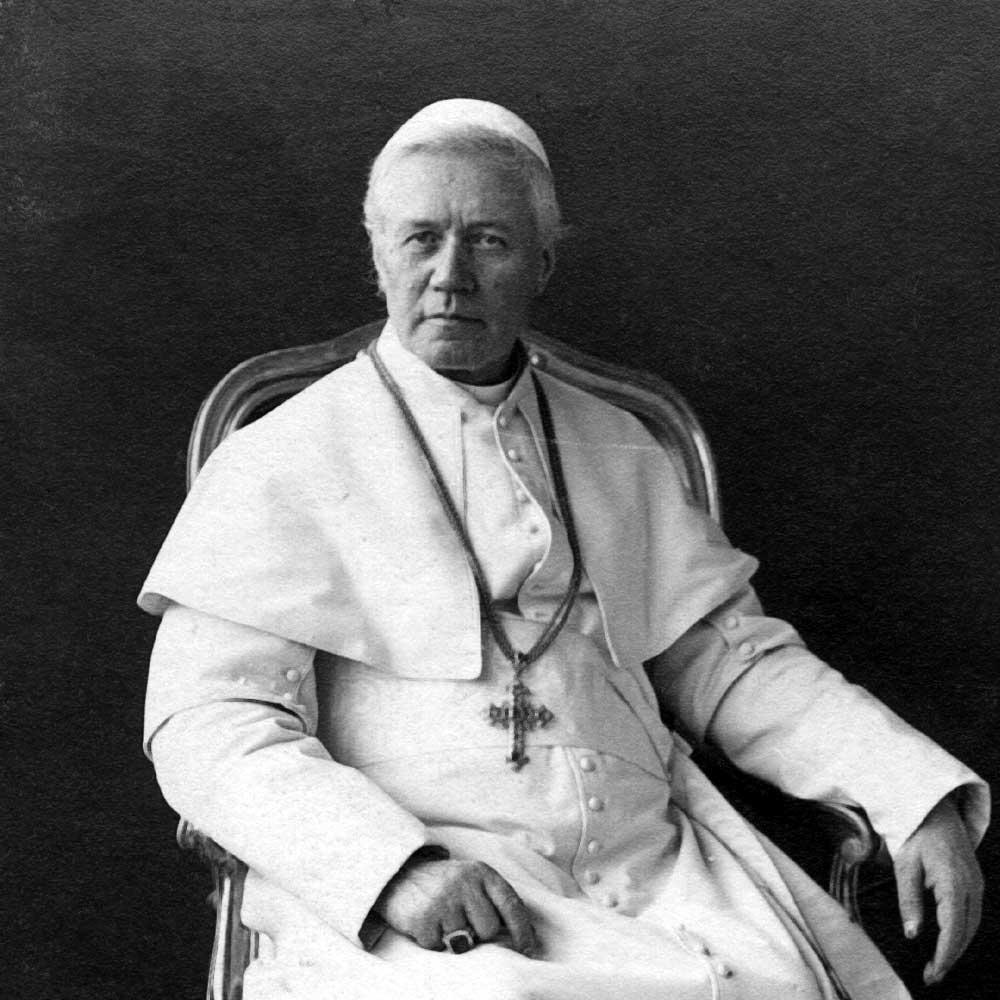 Foretaste of Wisdom: August 21 - Memorial of Pope St. Pius X