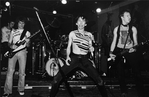 Rock The Body Electric: Full Show Friday: The Dead Boys ...