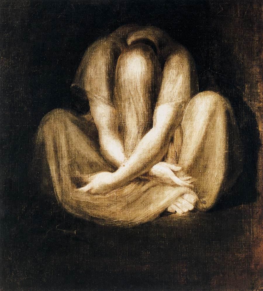 Silence by John Henry Fuseli
