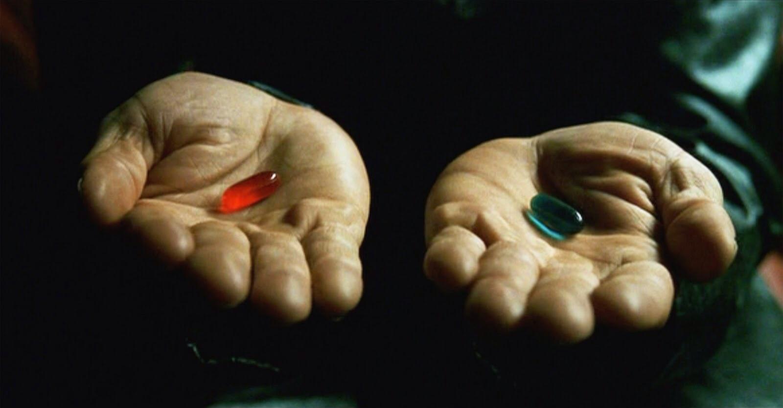 Osprey Dream: The Matrix - Blue Pill or Red Pill?