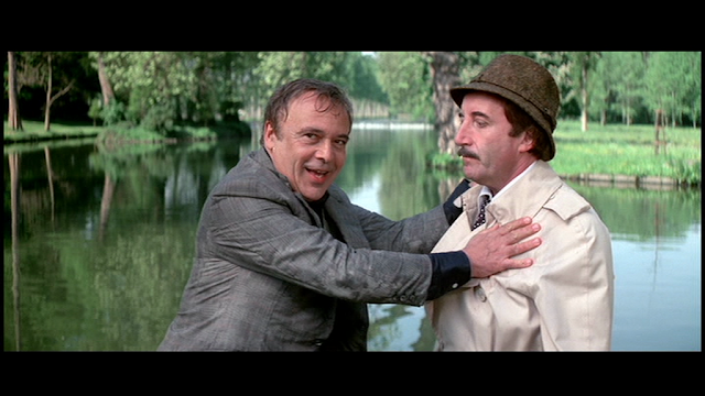 Give me ten men like Clouseau, and I could destroy the world!""