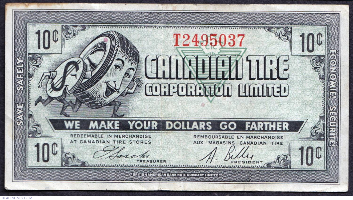 Canadian Tire: A True Canadian Icon: Canadian Tire 'Money ...