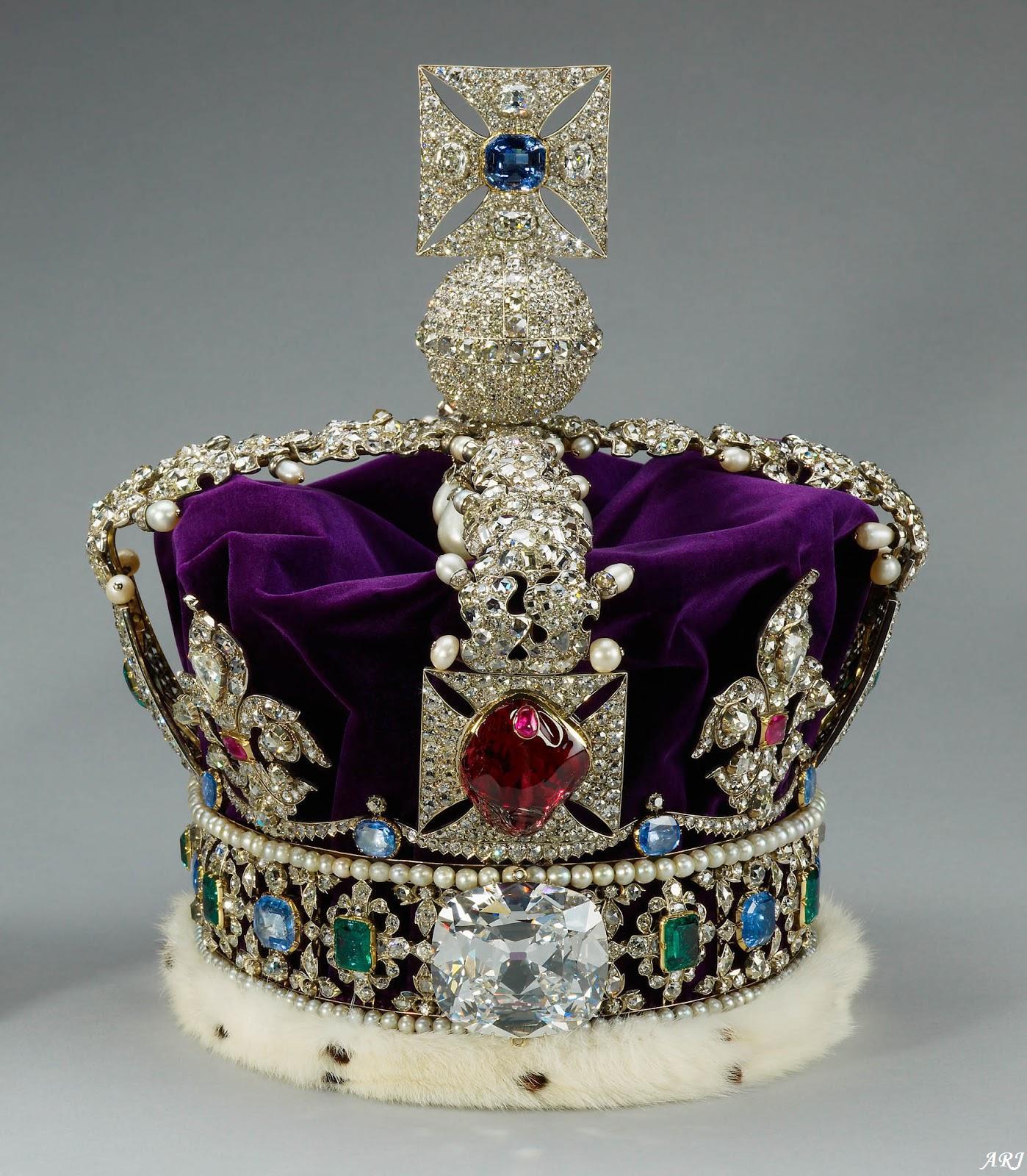 Artemisia's Royal Jewels: British Royal Jewels:Cullinan II ...