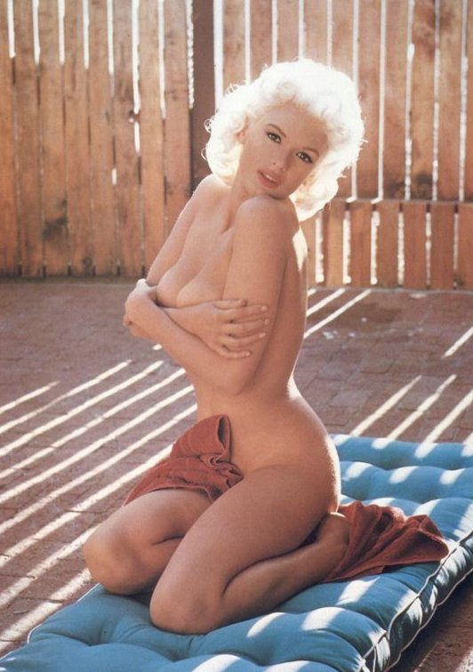 The Bastion of Man: Jayne Mansfield in Playboy