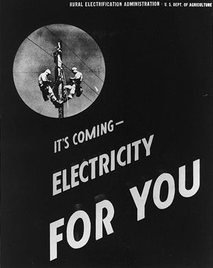thamanjimmy: History of the Rural Electrification ...