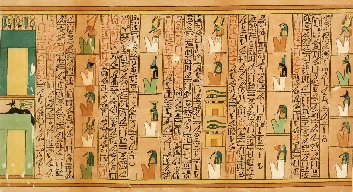 KnightsofImhotepMuseum: Papyrus of Ani