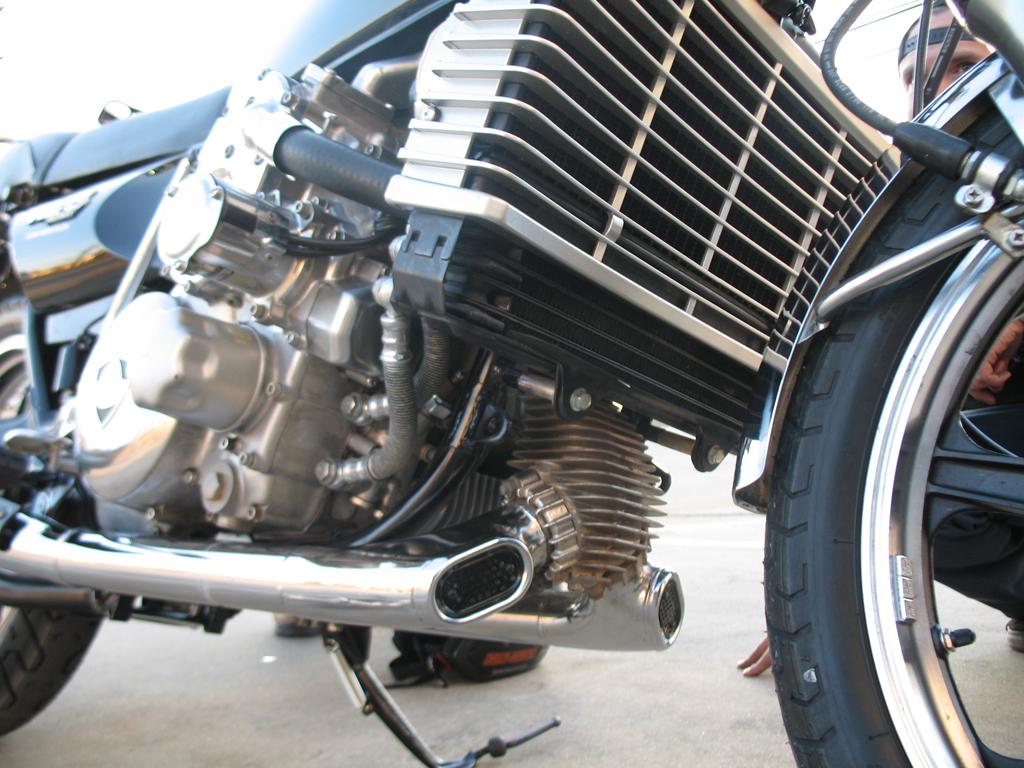 What I See: Suzuki RE-5 Rotary Motorcycle