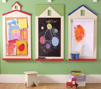 Wall-mounted easel | Ana White Woodworking Projects