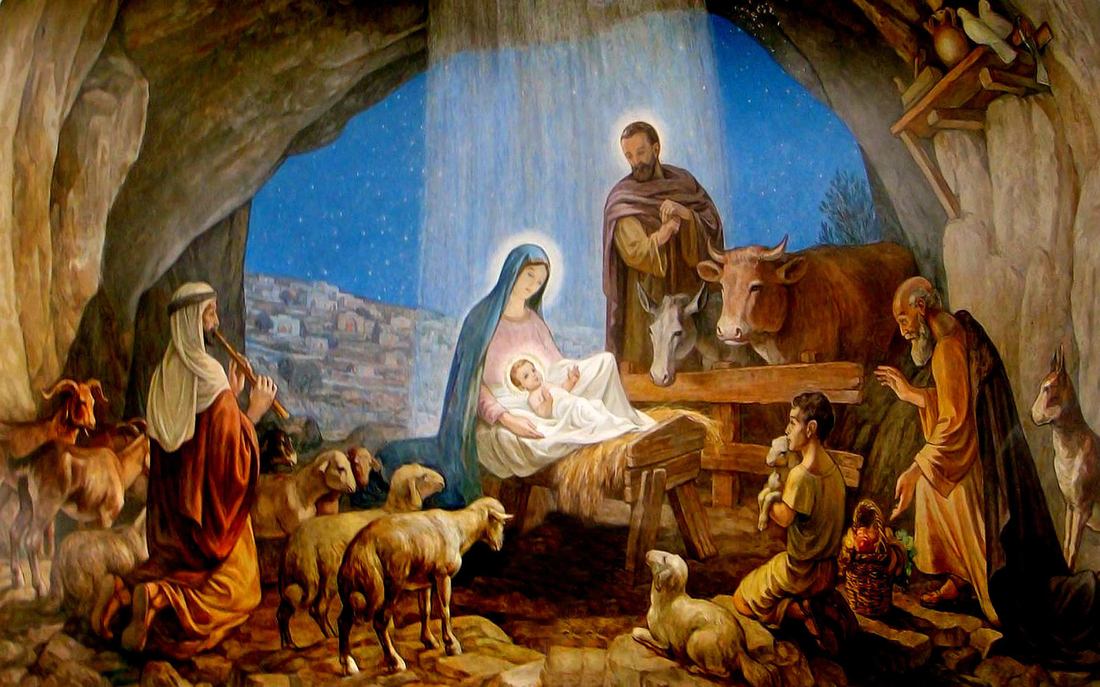 The Truth of the Nativity | For the Love of His Truth