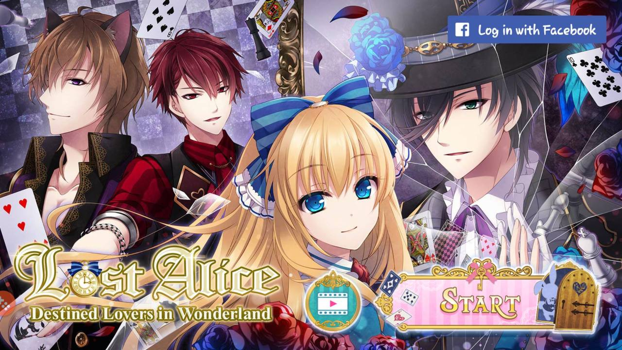 "syun0acute:""Shall We Date? Lost Alice+ is now available on Android ..."