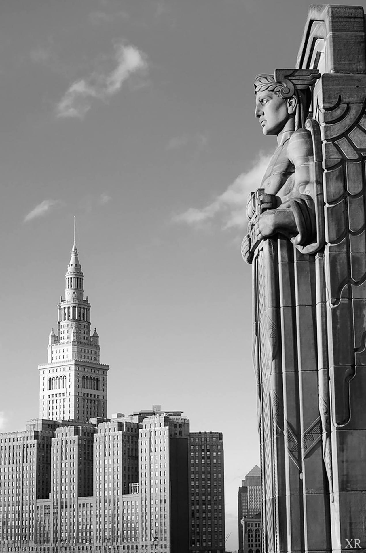 The Casual Observer - One of the sculpted towers of the ...