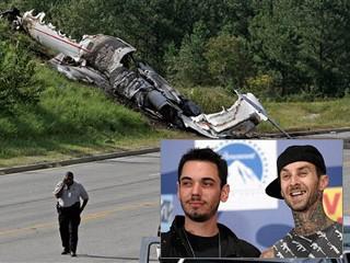 Travis Barker (blink 182) gravemente herido accidente ...
