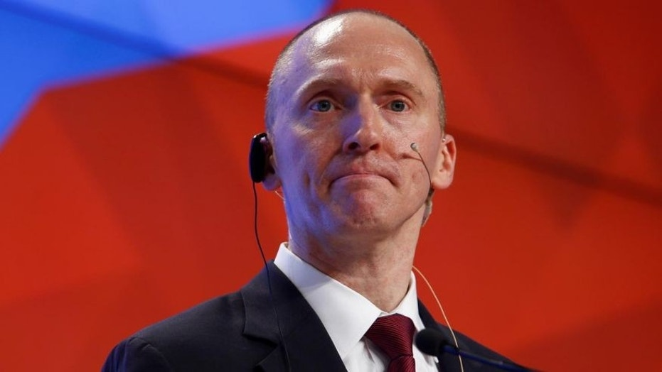 Did Carter Page contacts give Obama FBI window into Trump ...