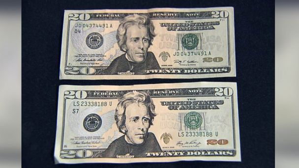 Counterfeit Investigation: Can You Spot the Fake $20 ...