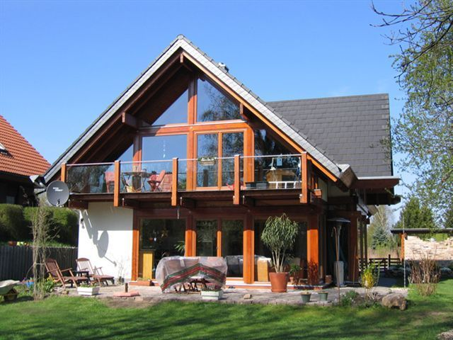dom drewniany energooszczedny - abcNieruchomości