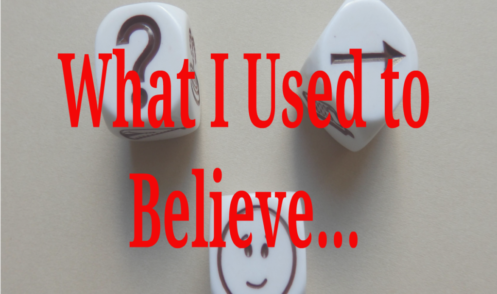 What I Used to Believe - Lynn Pierce - Ageless Lifestyle