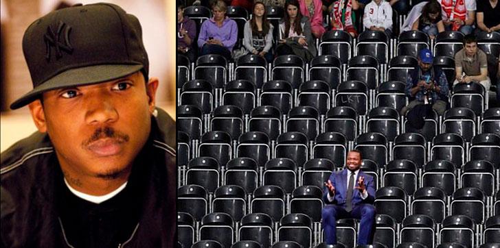 50 Cent compra 200 entradas en concierto de Ja Rule para ...