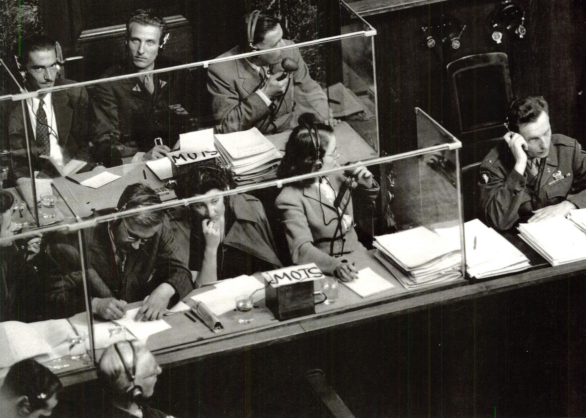 How the Nuremberg Trials Changed Interpretation Forever - A&A Languages, LLC - Interpretation ...