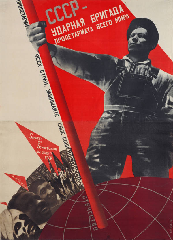Soviet Propaganda: Posters From The Era Of Stalin And ...