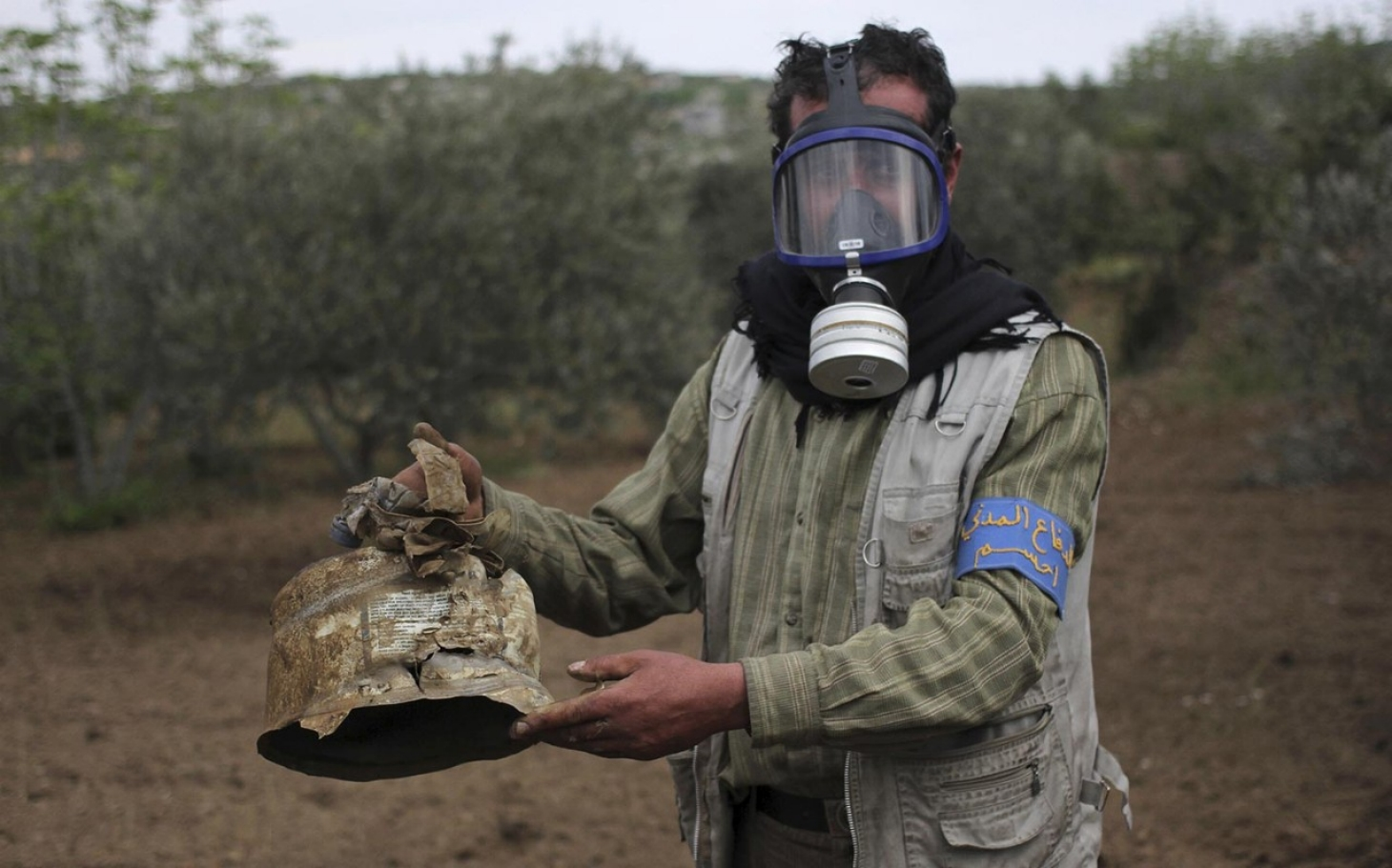 Syria Probe: Signs of Sarin Gas Exposure Found | Al ...