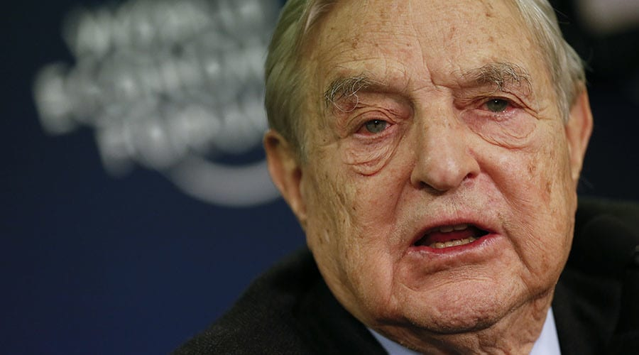 Soros Group Has Given $1.5 Million To Organization Closely Linked To Fusion GPS…