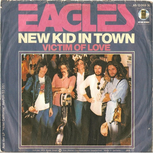"The Eagles, ""New Kid In Town"" « American Songwriter"