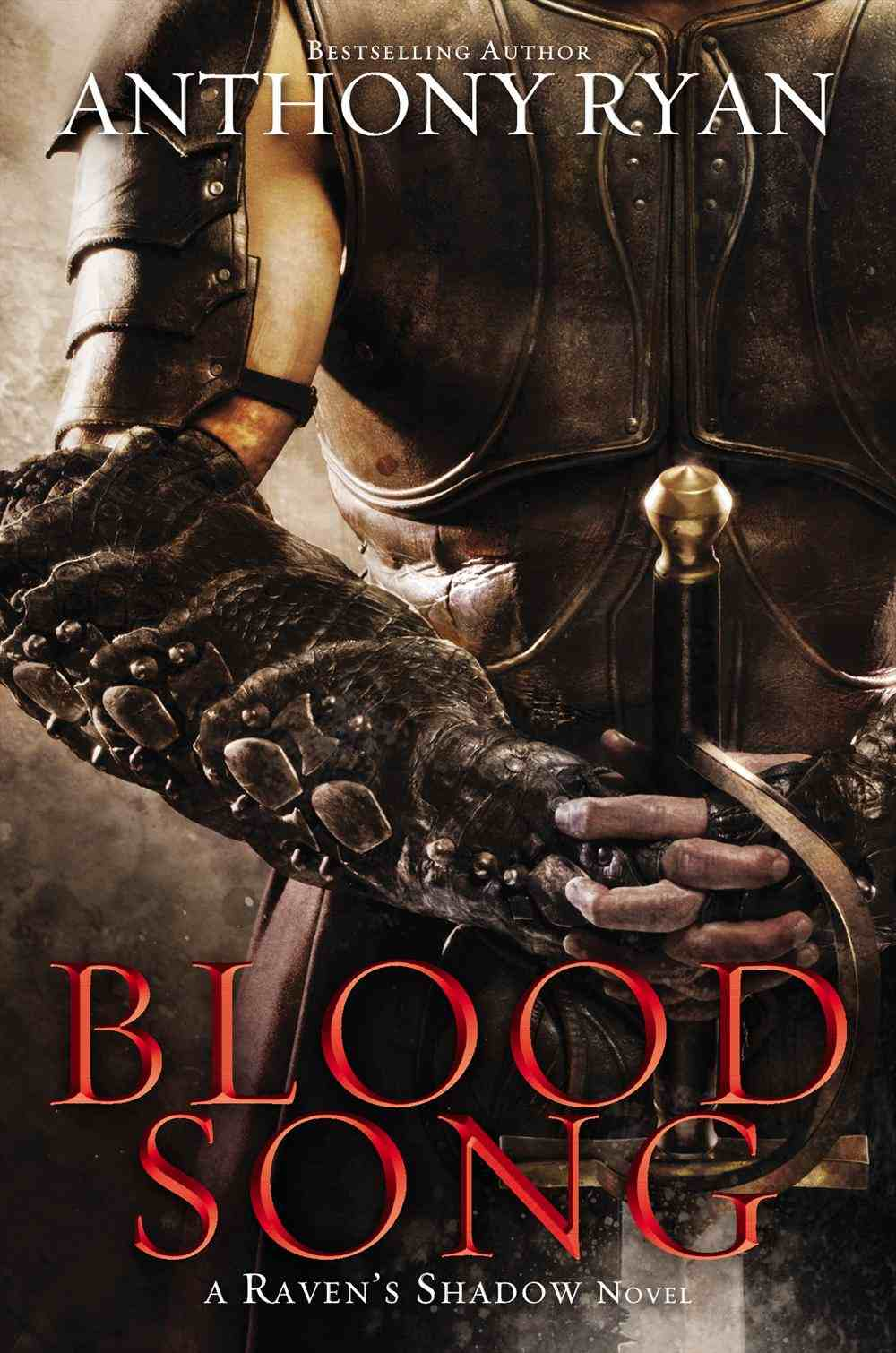 Blood Song – US cover |