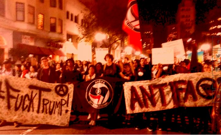 ANTIFA Plan Nationwide Protests On Nov. 4th To Remove ...
