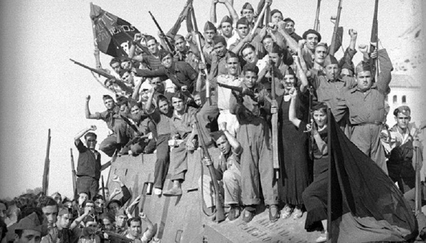 81 YEARS SINCE THE 1936 SPANISH REVOLUTION FOR ANARCHY AND ...