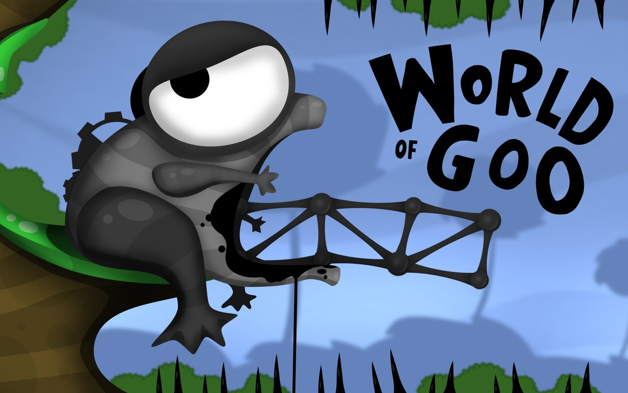 World of Goo Offers Up Hours of Viscous Puzzling Fun ...